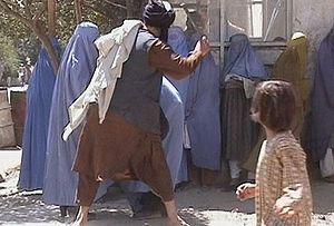 In Afghanistan, men have a right to rape?