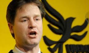 The Greens: Nick Clegg's real Irish partners?