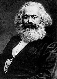 Karl Marx: Nice idea, until people get involved.