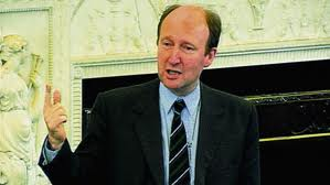 Shane Ross: Dealing with fancy stuff like banking regulation.