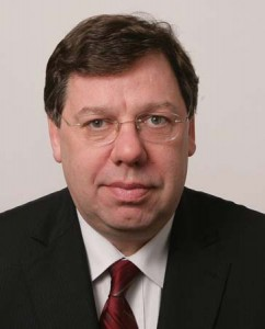 Brian Cowen: Leader of the first majority Irish government in 30 years.