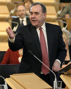 Salmond: A subtle European operator to Cameron's English blusterer.