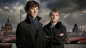 Sherlock: The BBC at its best.