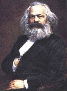 On your Marx, get set...