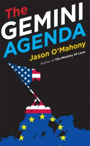 The Gemini Agenda. Coming soon to an iPad and Kindle near you.