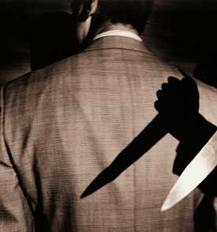 s a No vote an invitation for professional politicians to stab you in the back?