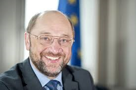 MARTIN SCHULZ: EUROPE'S FIRST PRIME MINISTER?