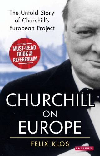 churchill and europe