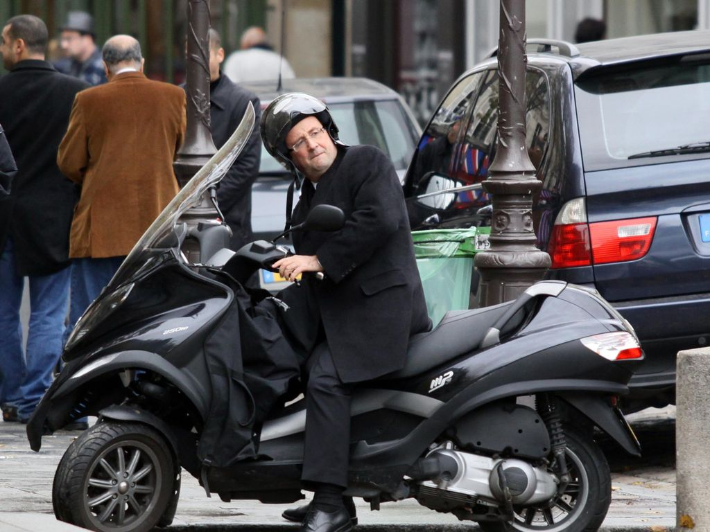 Hollande scooter